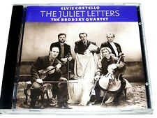 cd-album, Elvis Costello And The Brodsky Quartet - The Juliet Letters, 20 Tracks