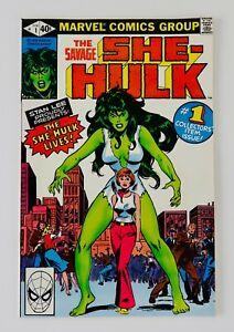 Savage She-Hulk #1 First Appearance & Origin 1st App Grail Hot Key No Reserve!
