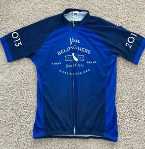 Voler Cycle Biking Bike Bicycle Jersey Shirt Size Large Light Weight