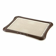 Richell Paw Trax Mesh Training Tray Tool Puppies Dogs Pets R94553