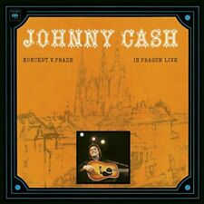 Johnny Cash - Koncert V Praze (In Prague Live) (2016)  CD  NEW  SPEEDYPOST
