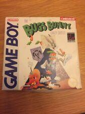 Nintendo Gameboy El Bugs Bunny Crazy Castle en Caja Ins gastos de envío gratis en Reino Unido