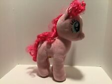 Pinkie Pie Build a Bear Pink Plush My Little Pony doll stuffed animal horse