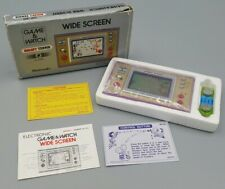 🎾 Snoopy Tennis - OVP CIB Box - Nintendo Game&Watch Konsole