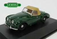 BNIB O GAUGE OXFORD DIECAST VEHICLE 1:43 43JUP001 Jowett Jupiter SA Green Car