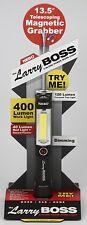 6431 NEBO - Larry BOSS 3-in-1 POWER Work Light COB LED Flashlight - Red Flasher