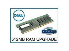 512MB Memory Ram Upgrade 4 Dell GX520 GX620 GX280 SX280
