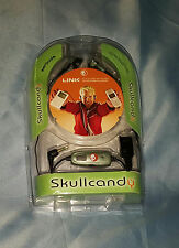 NEW SKULLCANDY SKULL CANDY LINK EARBUDS SCE-NF 3.5 MM GAMING CELL HANDSFREE