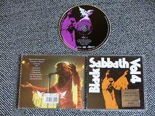 BLACK SABBATH - VOL 4 - CD