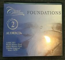 Classical Conversations Cycle 2 Audio CD Set