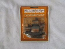 Die CAST Spanish Galleon/Pirate Ship/Sail Boat Die Cast Toy Pencil Sharpener~NEW