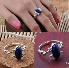 Best Gift Daylight Lazuli Ellipse Ring Sunshine Vampire Diaries Elena Gilbert