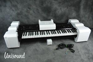 Korg Kronos 2 61-Key Musik Workstation Synthesizer IN Neuwertiger Zustand