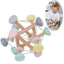 Holz Motorik Würfel 16cm Magic-Ball Activity Spielzeug Spielwürfel Lernspielzeug