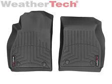 WeatherTech Floor Mats FloorLiner - Buick LaCrosse - 2014-2016 - 1st Row-Black