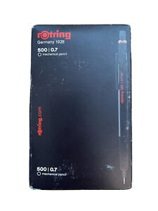 Rotring Germany 1928 - 500 | 0.7 Mechanical Pencil (12 Pack)
