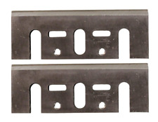 Makita 3-1/4 in. High Speed Steel Planer Blades for 3-1/4 in. Planers Power Tool