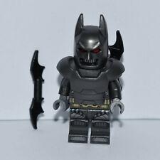 Minifigura Lego SH528 Batman Heavy Armor - Original 76110 Super Heroes DC Comics