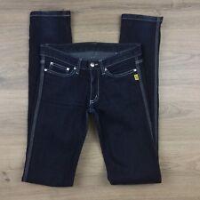 Bettina Liano Slim Straight Leg Women's Jeans Size 25 Actual W28 L35 (AM14)