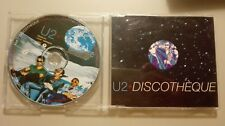 U2 - Discotheque  MADE IN  SUD AFRICA 4 -TK