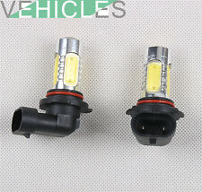2 X LED Fog Light 9006 Bulbs For VW Golf MK6 Passat B6 Transporter T5 Polo Caddy