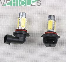 2 X LED Fog Light 9006 Bulbs For VW Golf MK6 Passat B6 Transporter T5 Polo Caddy