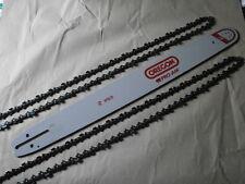 """OREGON Schwert, Führungsschiene + 2 ketten f. HUSQVARNA® DOLMAR 60cm 3/8""""; 1,5mm"""