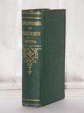 Washington Irving - Christopher Columbus 1864 Edition