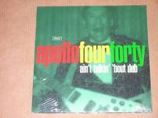 CD SINGLE 2 TITRES / APOLLO FOUR FORTY / AIN'T TALKIN' 'BOUT DUB / NEUF CELLO