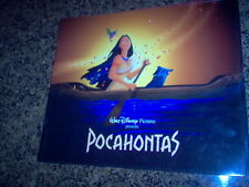 """Exclusive Central Park""  Pocahontas   Movie Program"