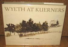 SIGNED Andrew Wyeth SIGNED Betsy James Wyeth At Kuerners Farm Paintings HC DJ