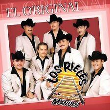 Los Rieles del Primo Manolo El Original CD New sealed Nuevo