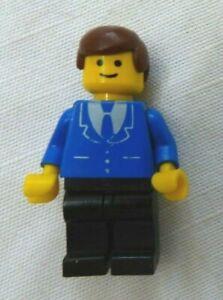 LEGO Classic Town Minifigure U CHOOSE Solid Stud Head Hollow Torso