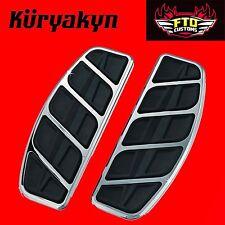 Kuryakyn Kinetic™ Floorboard Inserts for Harley Davidson Touring 4394