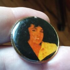Jane Wiedlin lapel jacket pin pre-owned The Go Go's