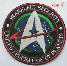 Ecusson Star Trek Starfleet Security Star trek starfleet security patch