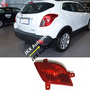 For Buick Encore 2013-15 Right Hand Side Red Lens Reflector Rear Fog Tail Lamp o