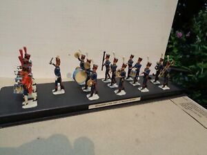 MDM 40mm French Artillery a pied 1809 6th Regiment band musicians Napoleonic, TD