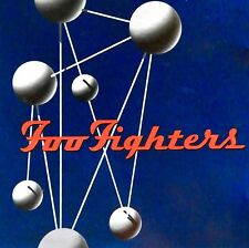 FOO FIGHTERS (THE COLOUR & THE SHAPE CD - SEALED + FREE POST)