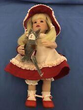 "2006 10"" Gotz doll 3582/5000"