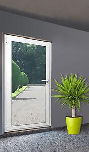 Terrassentür Balkontür mit Mehrkammer-Kunststoffprofil in 2 Größen