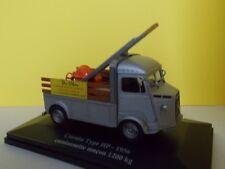 Eligor Citroen Type HY H camionnette 1200 Kg à ridelles maçon Da Silva éch 1/43