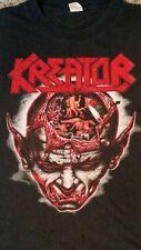 KREATOR Vintage T Shirt 1990 Coma of Souls THRASH METAL
