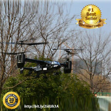 UAV Drone Remote Control Airplane Toy RTF RC Helicopter Gyro Multi Fly Functions