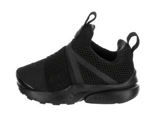 Nike Toddler's Presto Extreme (TD) Shoes NEW AUTHENTIC Black 870019-001
