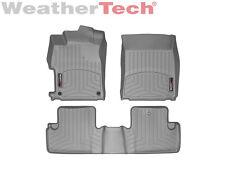 WeatherTech Floor Mats FloorLiner for Honda Civic Coupe - 2012-2013 - Grey
