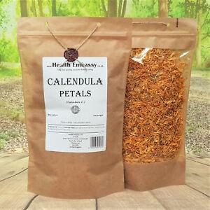 Calendula Petals (Calendula L.) Health Embassy Marigold Loose Herbal Tea