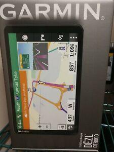 Garmin dezl OTR800 8 inch Large Display GPS Trucking Navigator