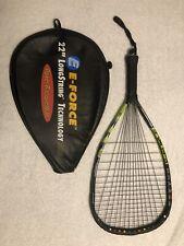 E-Force Longstring Super 30 DC Quadraform 160g Racquetball Racquet