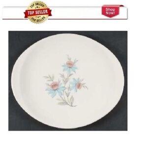 "VINTAGE STEUBENVILLE FAIRLANE 13 3/4"" Oval Serving Platter"